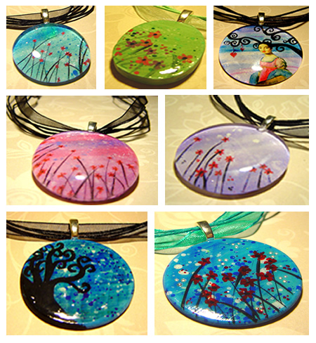 Kirsten bailey art pendant and mozeypictures Choice Image