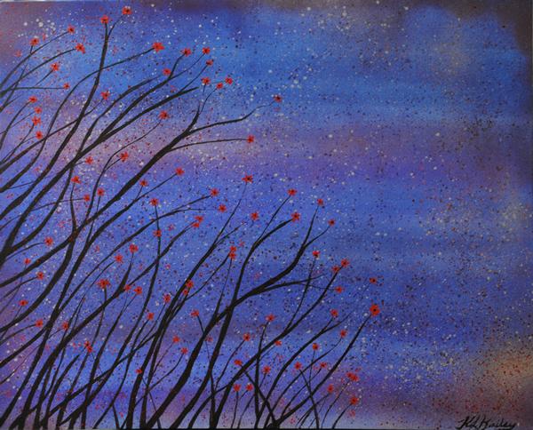 Kirsten Bailey Art Swirls