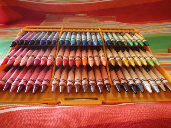 80s Crayola Case